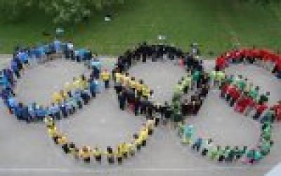 Olimpiskā diena Aknīstē