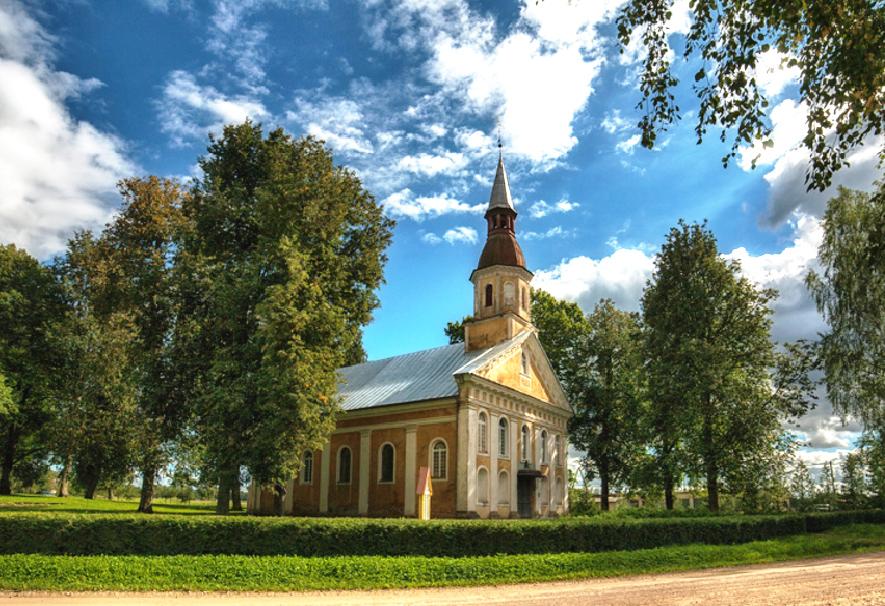 Asares evaņģēliski luteriskā draudze