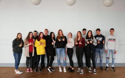 Aknīstes vidusskolas skolēnu parlamenta aktualitātes 2020/2021