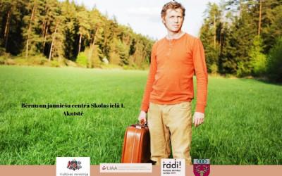 Radošo tūrisma industriju misija Aknīstē