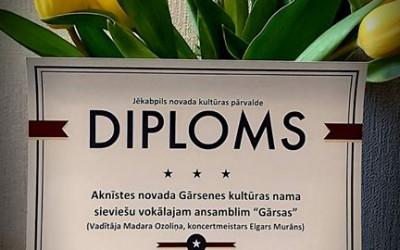 Aizvadīta Jēkabpils apriņķa vokālo ansambļu skate