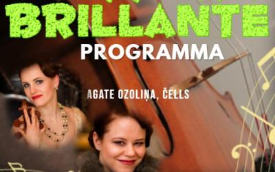 Atcelts! Programma Cello Brillante Gārsenē