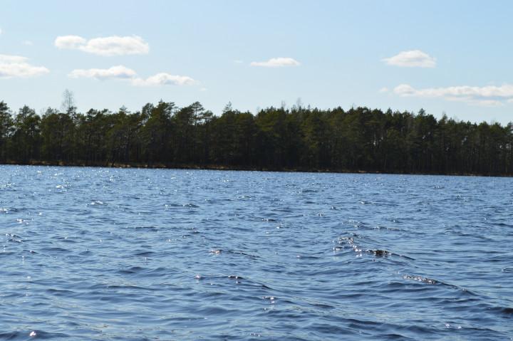 Vecmuižas ezera labiekārtošanas darbu pirmā daļa ar pludmales paplašināšanu un piebraucamā ceļa uzlabošanu ir noslēgusies.