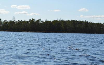 Par ezeru uzraudzību Aknīstes novadā