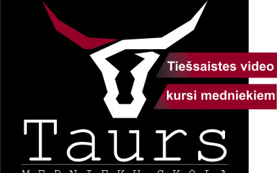 Mednieku skola Taurs sadarbībā ar Latvijas Mednieku asociāciju un Medību saimniecības attīstības fondu piedāvā piedalīties tiešsaistes video semināros